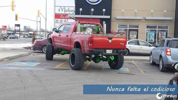 Parking5 falhar