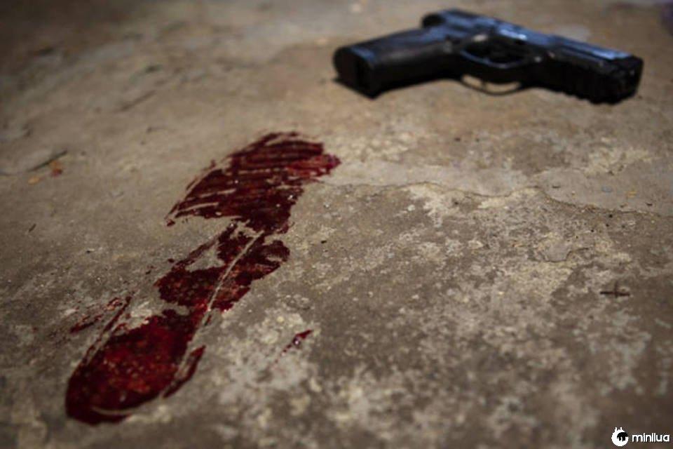 Crime violento, violência, armas