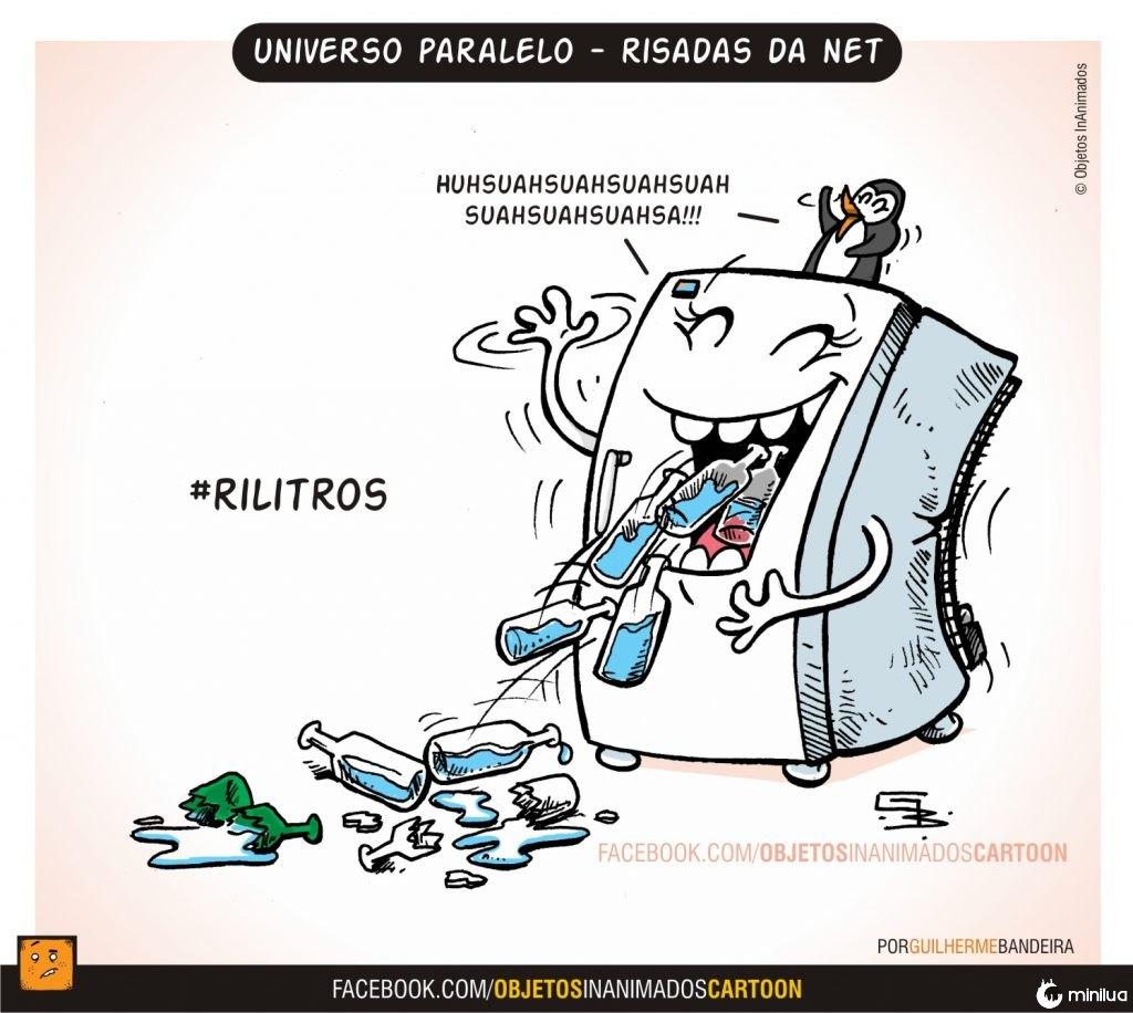 RISADAS DA NET3