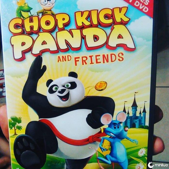 panda pirata kung fu