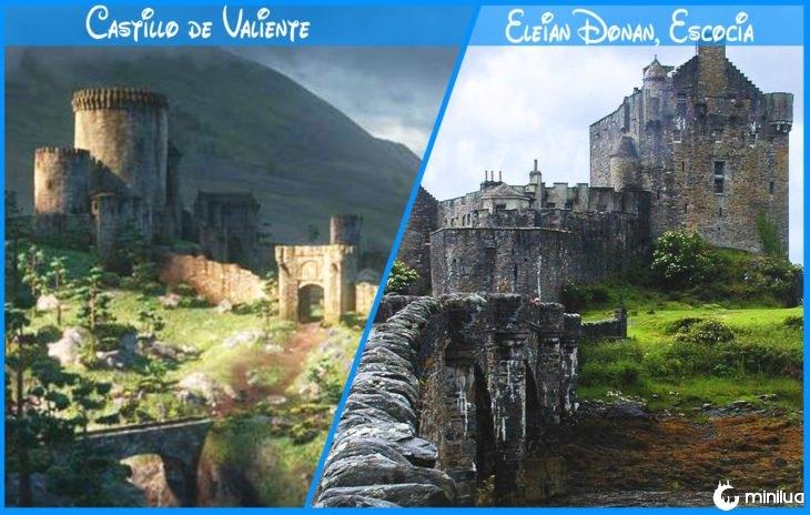 Real valente Castelo e Disney