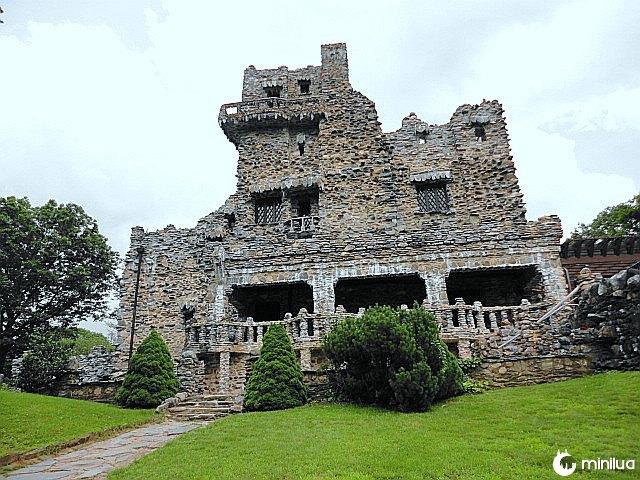 Gillette Castle, en Connecticut
