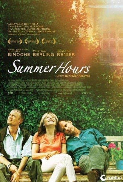 Las horas del verano