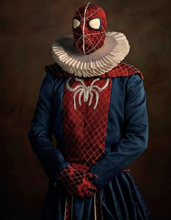 Spider-Man século XVI