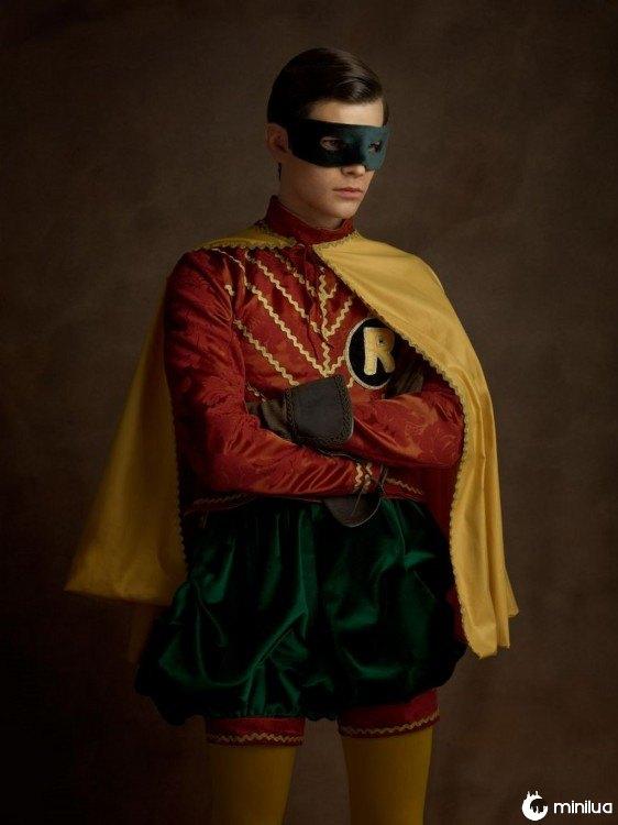 Robin século XVI