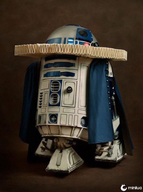 R2-D2 século XVI