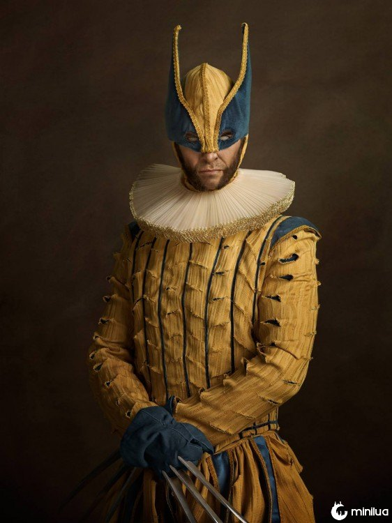 Wolverine século XVI