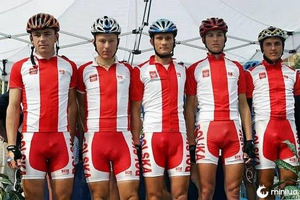 Por que os ciclistas devem usar preto