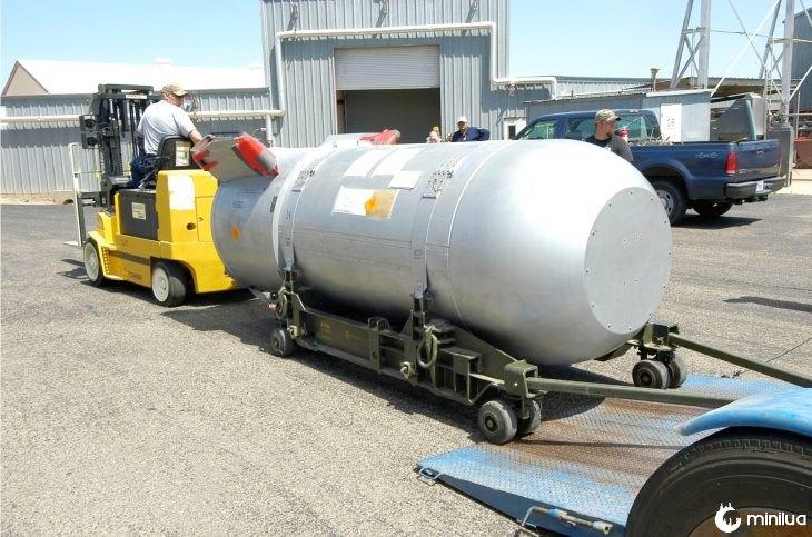 B53 / MK-53 bomba nuclear
