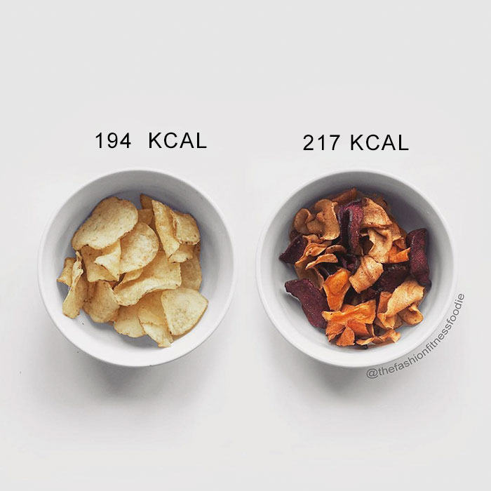 Saudável-insalubre-alimentos-calorias-camparison-lucy-mountain-40