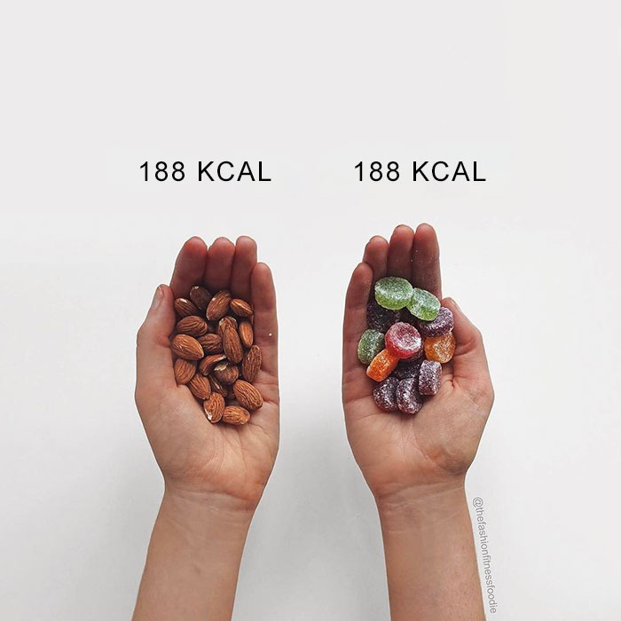 Saudável-insalubre-alimentos-calorias-camparison-lucy-mountain-41