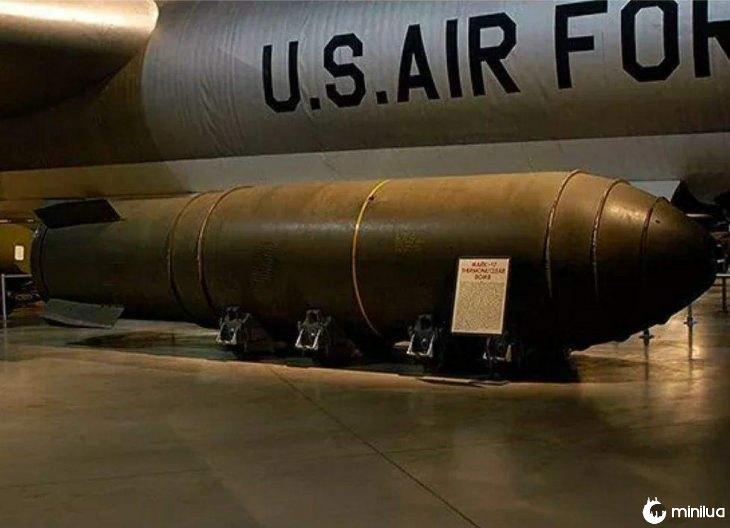 Mk 24 bomba nuclear