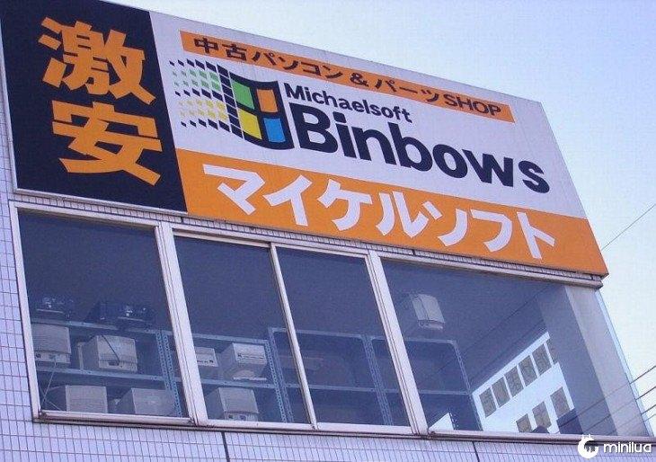 COMPUTADORES BONBOWS estilo em CHINA