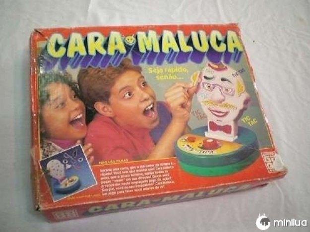O Cara Maluca, que deixava você aceleradíssimo a cada tic da contagem regressiva.