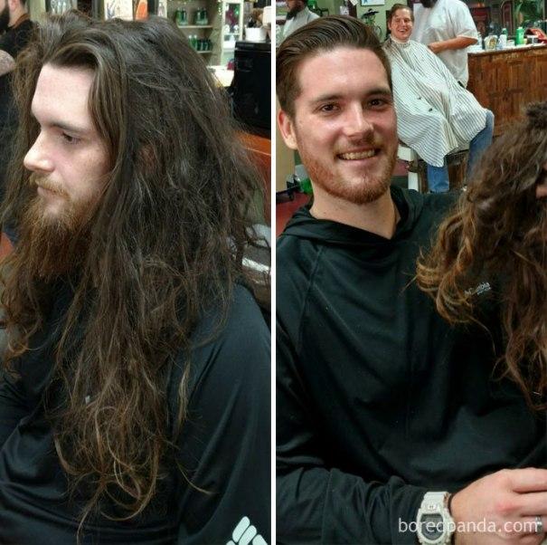 Você ainda pensa que um corte de cabelo não faz a diferença?