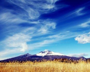 Por que vemos o céu da cor azul?