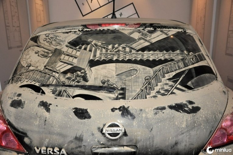 carros sujos 6