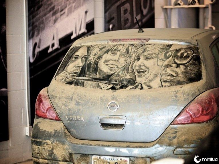 carros sujos 3