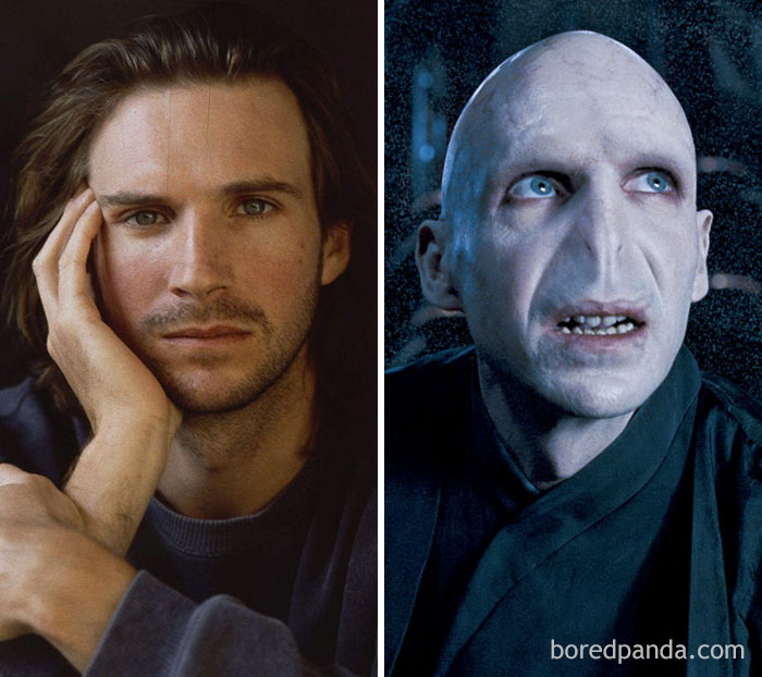 Ralph Fiennes - Lord Voldemort (Harry Potter Series)
