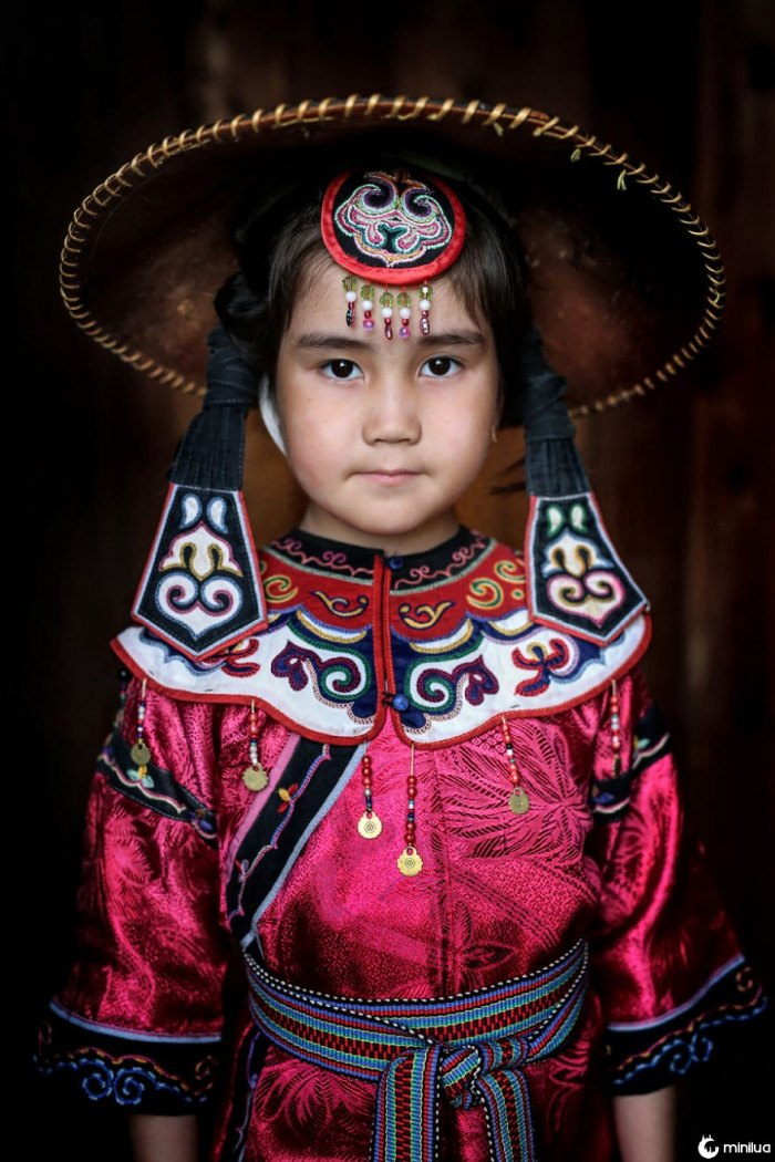 Ulchi Little Girl