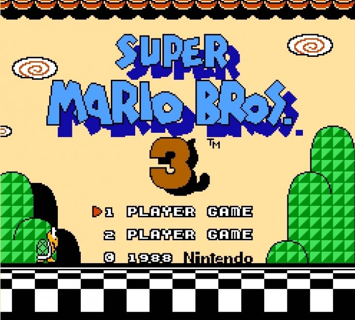 video game em cores