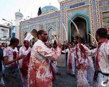 15 rituais incrivelmente bizarros feitos ao redor do mundo