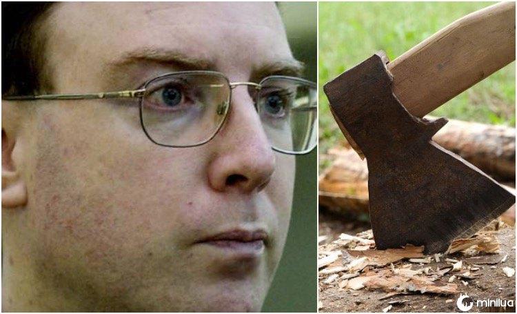 Fergus Glen matou irmão com um machado
