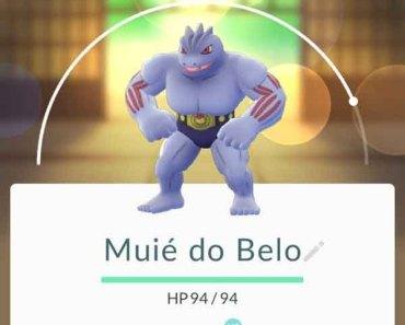 Pokémons são batizados com nomes bizarros e comparado com celebridades brasileiras