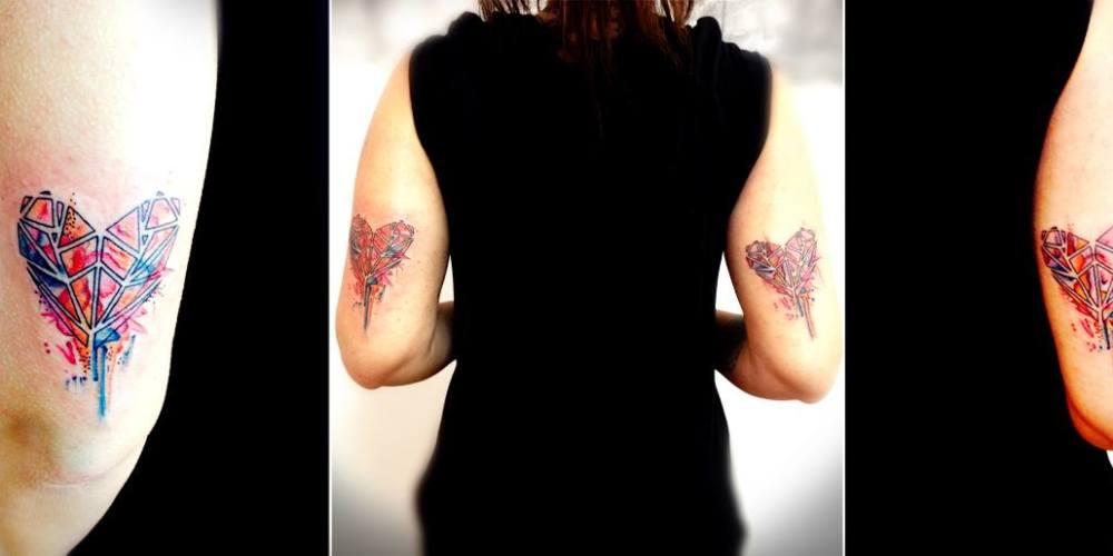 Coração Tattoo