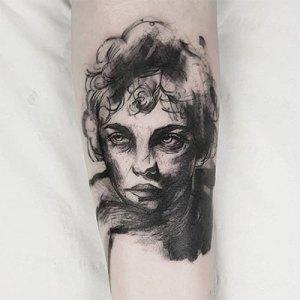 Sketch por RuPe Tattoer - Minimal Ink
