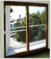 patio door security bar the simple