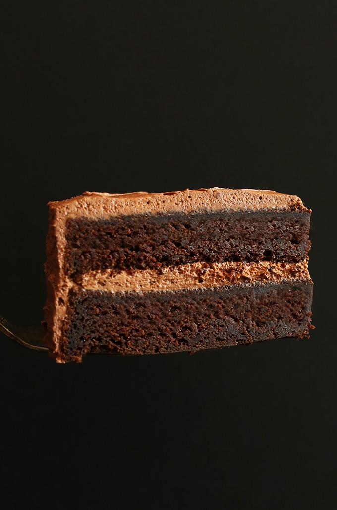 One Chocolate Iii Cake Bowl