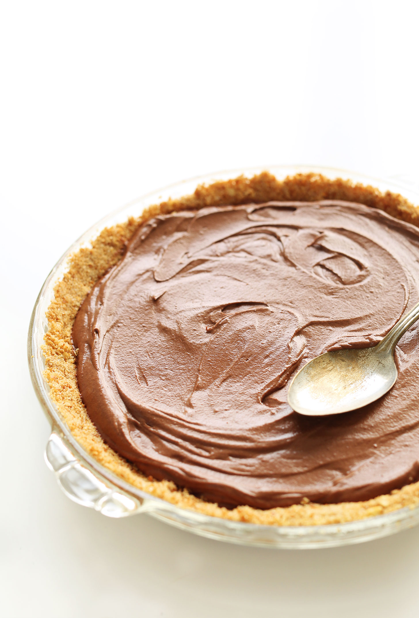 Pretzel Peanut Butter Chocolate Pie Minimalist Baker Recipes
