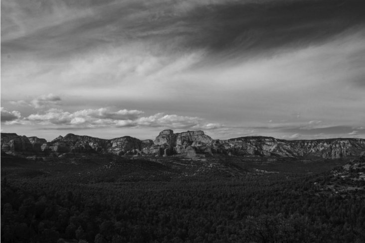 sedona arizona paesaggio
