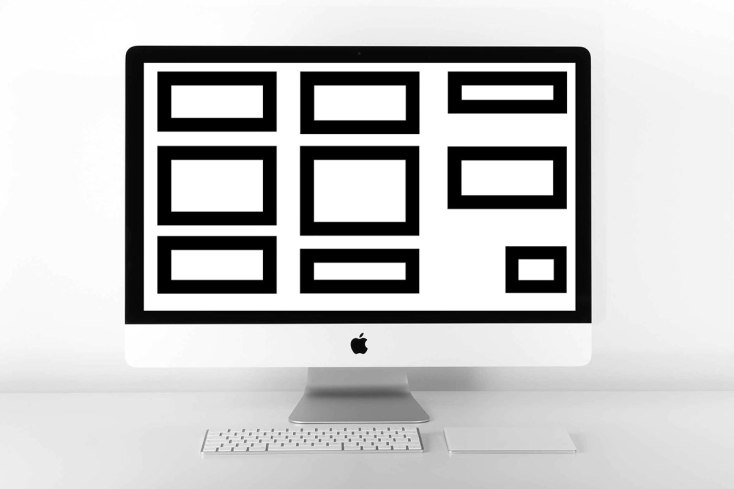 mac desktop minimalist