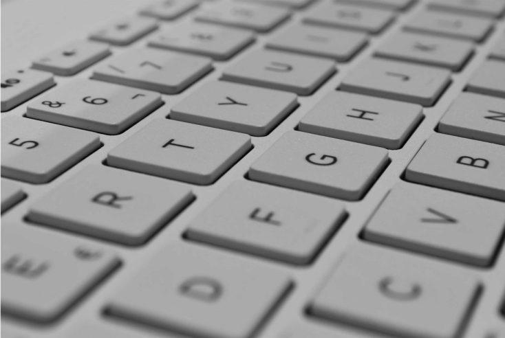 tastiera del computer
