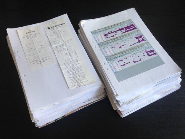 Utrensade dokument