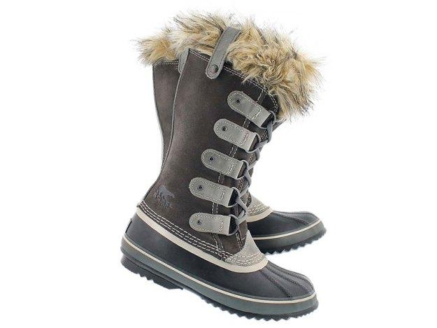 Rejäla vinterskor från Sorel, modell Joan of Arctic Boot.