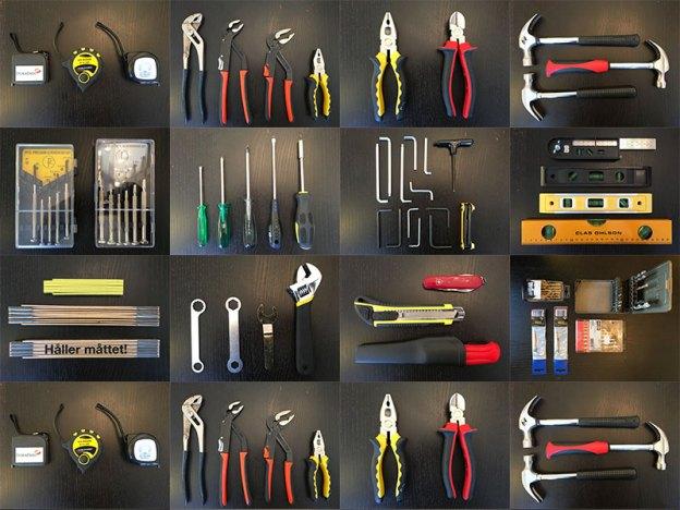 Alla våra verktyg