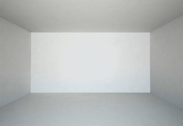 Ett mycket tomt rum.