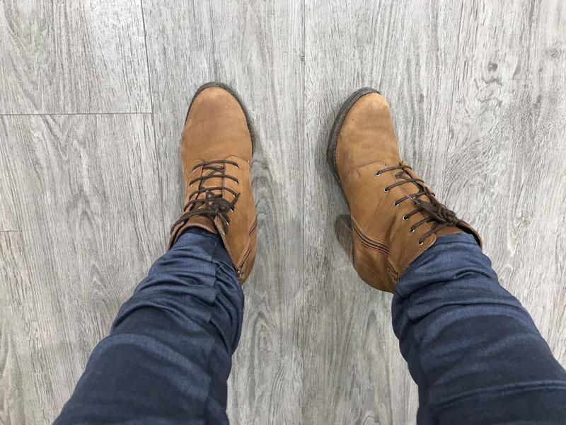 skor | Minimalisterna