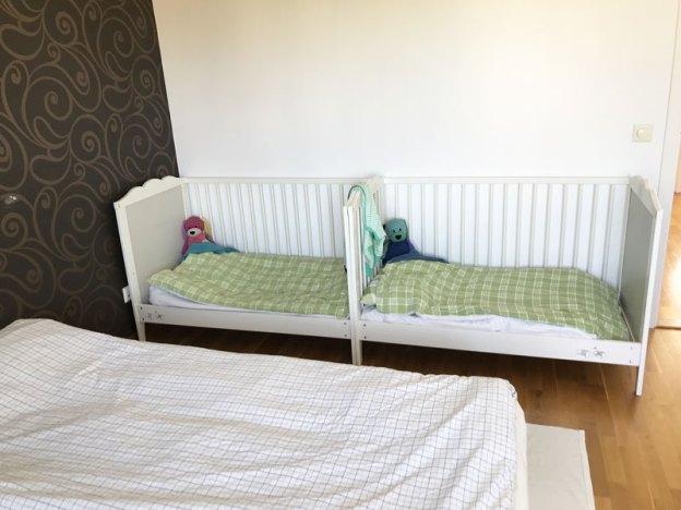 Fräscha Långsiktig sänglösning till barnen   Minimalisterna JU-96