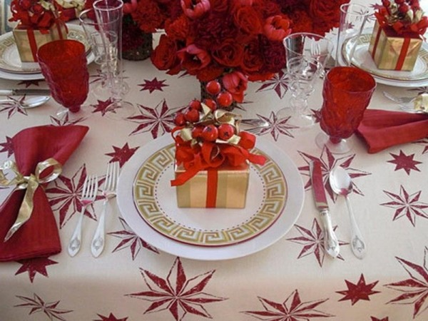 15 Christmas Table Decoration Ideas Small Accents With