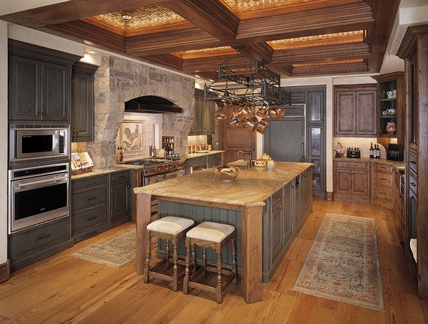 105 Interior Design Ideas For The Kitchen In Different Styles