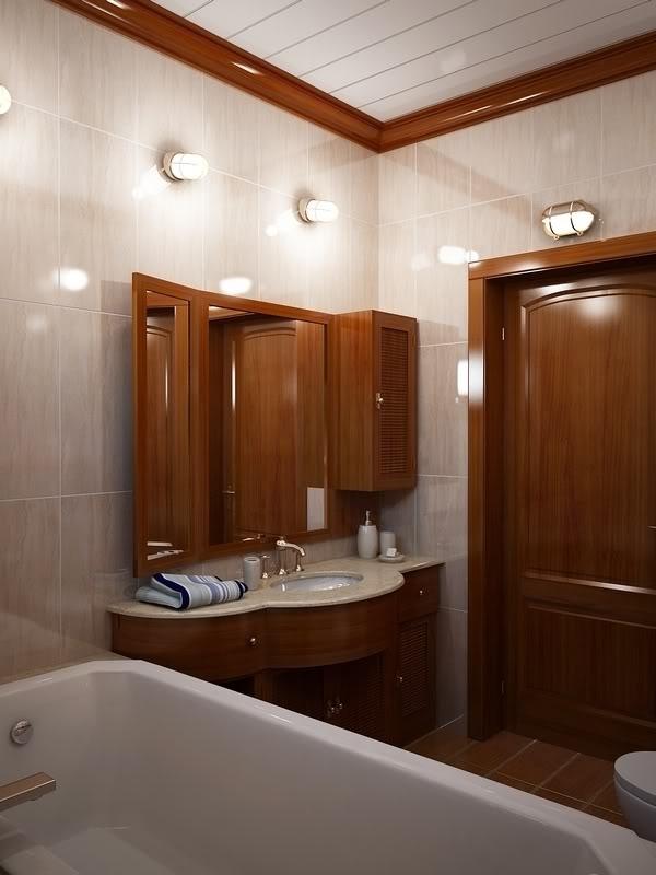 30 small bathroom designs - functional and creative ideas on Model Bathroom Ideas  id=83654