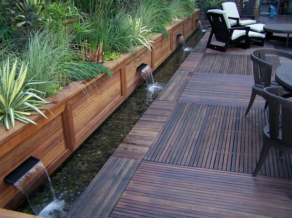 32 beautiful water features for gardens to create a true oasis on Water Feature Ideas For Patio id=18189