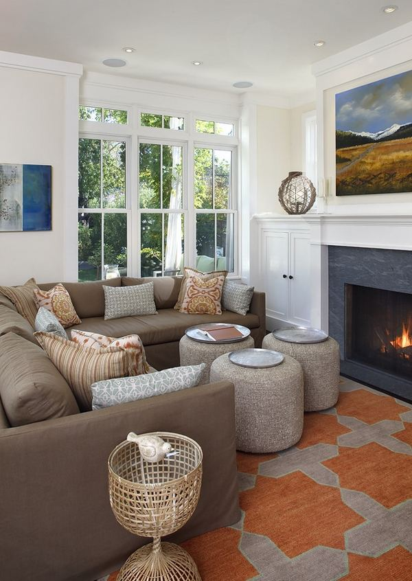 50 Decorating ideas for small living rooms - simple tricks ... on Small Living Room Decorating Ideas  id=92284