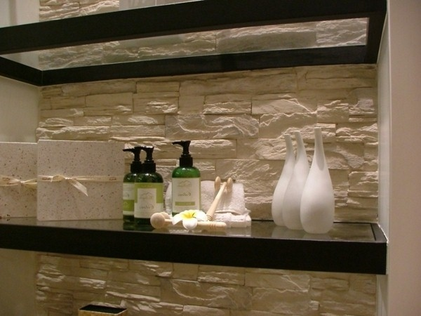 Stone Wall Tile Design Ideas