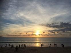Another sunset at Jimbaran Bay