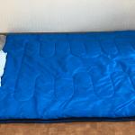 寝袋 2人用 封筒型 Ohuhu シュラフ 軽量 保温 連結可能 防水 最低使用温度 -5度 車中泊 登山 防災用 キャンプ 丸洗いok 黒/緑/青 枕二つ付き 収納袋付